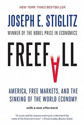 Freefall By Stiglitz, Joseph E.